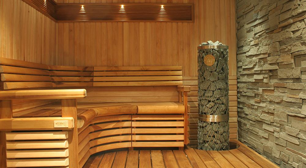 Beautiful Sauna Mit Ofen Ideas - Thehammondreport.com ...